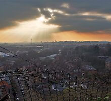 View of Nottingham by Sam Goodman