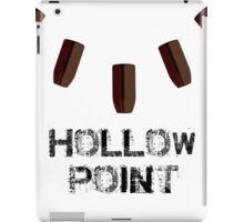 Hollow Point Merch - 1 iPad Case/Skin