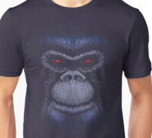 Chango Blue Unisex T-Shirt