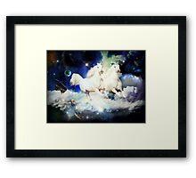 Phaethon's Fall Framed Print