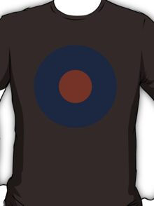 Royal Air Force - Historical Roundel Type B 1918 - 1947 T-Shirt
