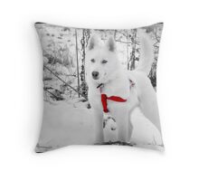 I don't care if someone is stuck again, I'm still not Lassie. Throw Pillow