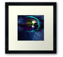 Journey To The Other Side Framed Print