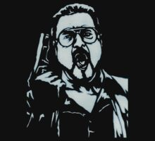 Walter Sobchak from The Big Lebowski by BadSmile