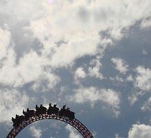 Rollercoaster Peak by Sam Goodman