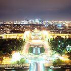 Paris at Night by Sam Goodman