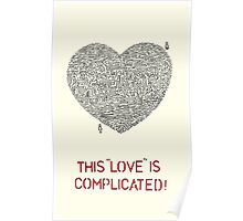 Complicated  Poster