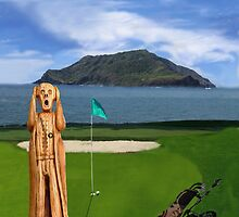 The Scream World Tour Golf   by Eric Kempson