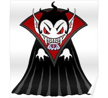 Cute Vampire man Poster