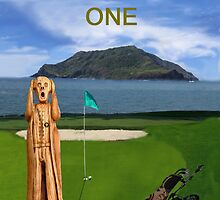 The Scream World Tour Golf  Hole in one by Eric Kempson