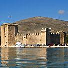 Kamerlengo Fortress by Lee d'Entremont