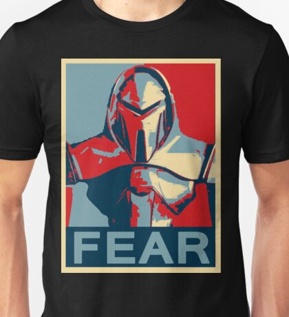 Vote for Cylon Unisex T-Shirt