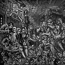 Debtors Prison. by Andrew Nawroski