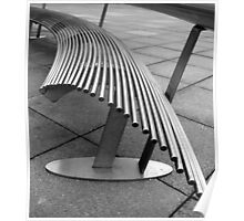 Steel Bench No2 Edited Poster