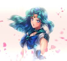 Sailor Neptune by axsen