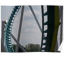 Fury 325 at Carowinds Poster