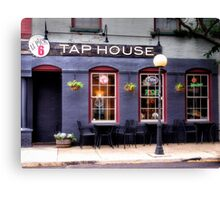 The Tap House - Erie, PA Canvas Print