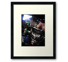 Hot & Shiny Framed Print