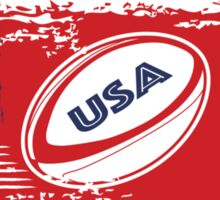 USA Rugby World Cup Sticker
