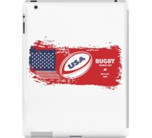 USA Rugby World Cup iPad Case/Skin
