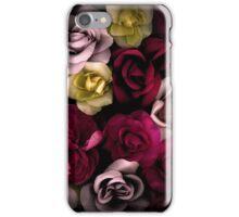Dark Floral iPhone Case/Skin