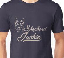 Shepherd Junkie Unisex T-Shirt