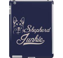 Shepherd Junkie iPad Case/Skin