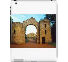 Culzean Castle iPad Case/Skin