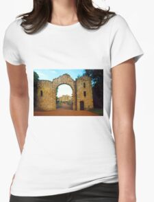 Culzean Castle Womens Fitted T-Shirt