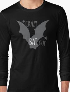 Crazy Bat Guy T-Shirt