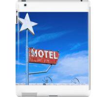 Old Motel iPad Case/Skin