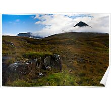 Glen Brittle - Isle of Skye, Scotland, UK Poster