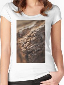 Past Prime Women's Fitted Scoop T-Shirt