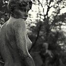 Naked Dublin girl by Esther  Moliné