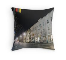 Untitled, Vilnius (3) Throw Pillow