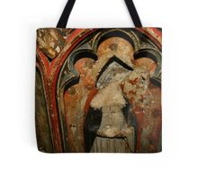 Mary at Oxford Cathedral Tote Bag