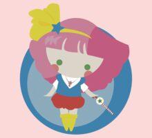 Minky Momo by claclina