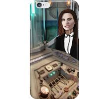 """I want to BE the Doctor"" iPhone Case/Skin"