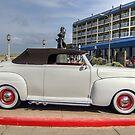 Vintage car by Gerard Rotse