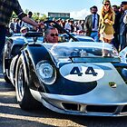 John Bladon's 1965 Maclaren-Chevrolet MIA puts in an appearance at Goodwood Revival by MarcW