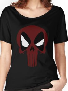 PUNISHERPOOL Women's Relaxed Fit T-Shirt