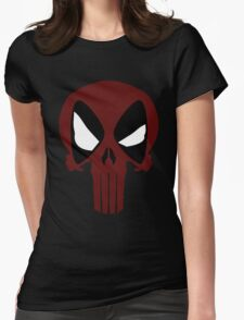 PUNISHERPOOL Womens Fitted T-Shirt