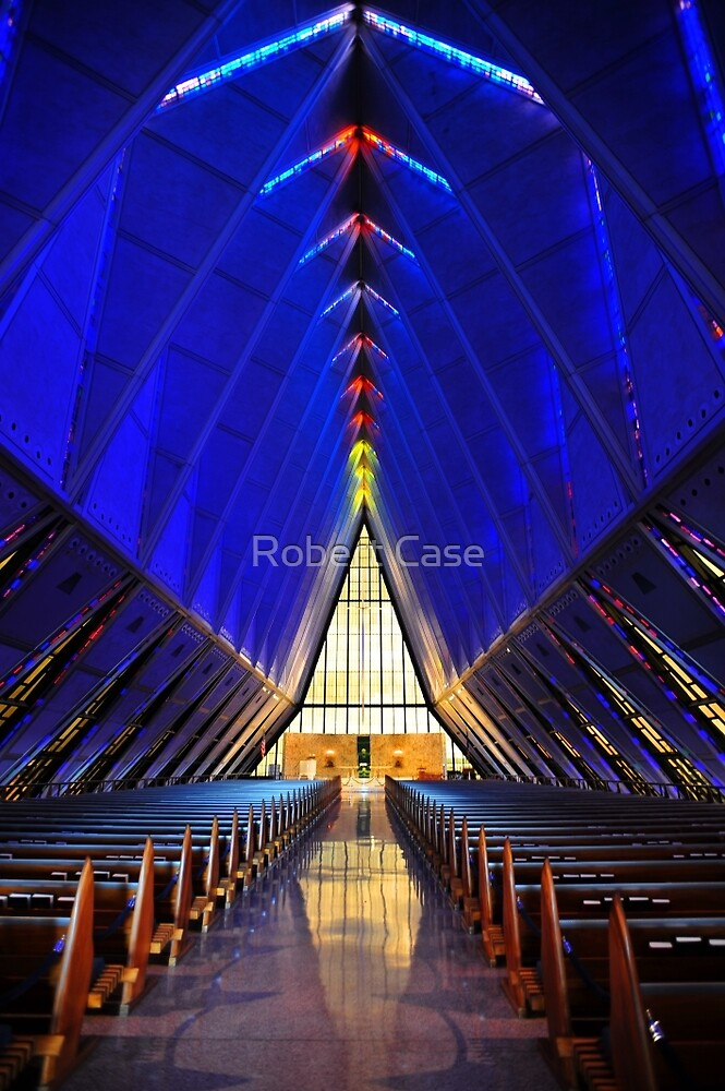 Geometry of Inspiration by Robert Case