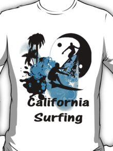 California Surfing T-Shirt