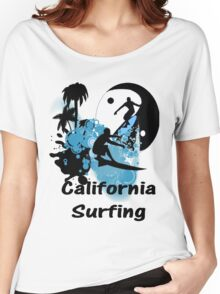 California Surfing Women's Relaxed Fit T-Shirt