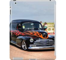 Vintage classic car iPad Case/Skin