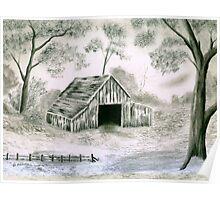 Grandpa's Barn Poster