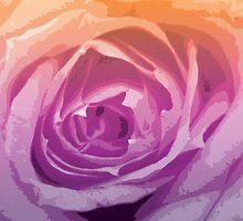 Rainbow Roses 1 by cearanissa