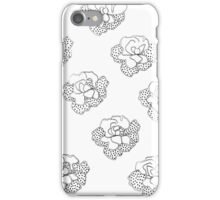 comfort in repetition  iPhone Case/Skin