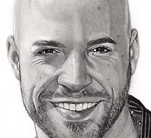 Chris Daughtry by LittleBitzOfArt
